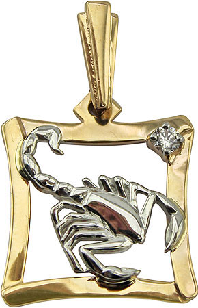 Кулоны, подвески, медальоны Ювелирные Традиции P132-017