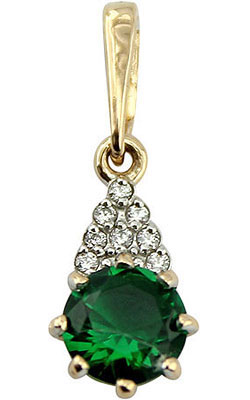 Кулоны, подвески, медальоны Ювелирные Традиции P132-1236JUKRI