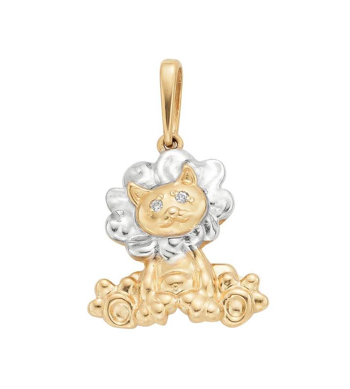 Кулоны, подвески, медальоны Ювелирные Традиции P132-2656 ювелирные подвески zoli подвеска