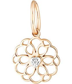 Кулоны, подвески, медальоны Ювелирные Традиции P132-4505-L10