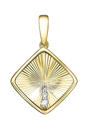 Кулоны, подвески, медальоны Ювелирные Традиции P313-6213