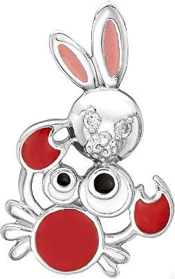 Кулоны, подвески, медальоны Ювелирные Традиции P6310-3159M1 ювелирные изделия 900 пробы