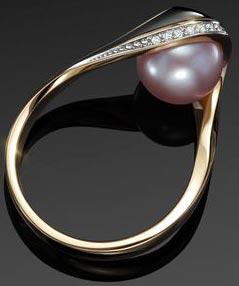 Кольца Ювелирные Традиции R5112-5650M2