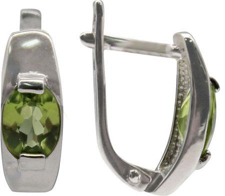 Серьги Ювелирные Традиции S620-071Hr ювелирные серьги krasnoe серебряные серьги