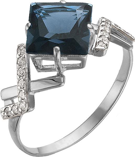 ювелирные кольца karmonia серебряное кольцо с марказитами Кольца Ювелирные Традиции Ko620-759TL