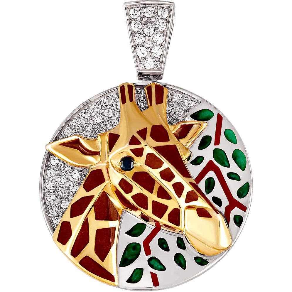 Кулоны, подвески, медальоны Kabarovsky 13-002-8101