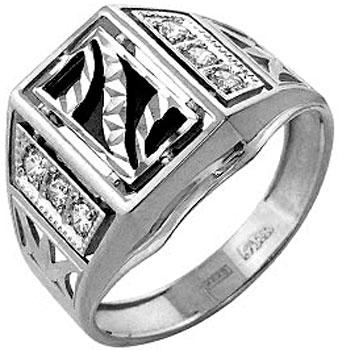 Серебряные кольца Кольца Караваевская Ювелирная Фабрика 51-0032-s фото