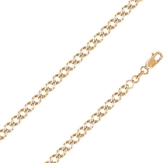 Цепочки Красцветмет NC-12-076PG-0-50 женская цепь красцветмет золотая цепочка нц 18 076 3 d 0 50 40