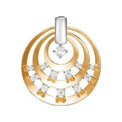 Кулоны, подвески, медальоны КЮЗ Дельта 031506-d серьги кюз дельта 124293 d