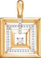 Кулоны, подвески, медальоны КЮЗ Дельта 031515-d кольца кюз дельта 114454 d