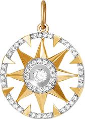 Кулоны, подвески, медальоны КЮЗ Дельта 031565-d кольца кюз дельта 311439 d