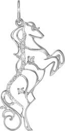 Кулоны, подвески, медальоны КЮЗ Дельта S030305 кольца кюз дельта 114454 d