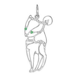 Кулоны, подвески, медальоны КЮЗ Дельта S030315