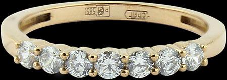 Кольца Leo Totti 1-00100-37319 triol р 00100