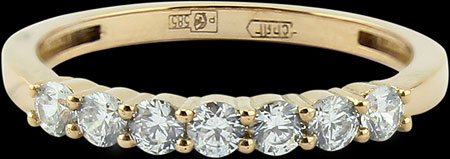 Кольца Leo Totti 1-00100-37319