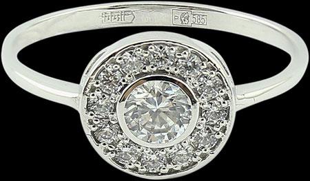 Кольца Leo Totti 1-00113-35319
