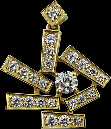 Кулоны, подвески, медальоны Leo Totti 3-00130-36319