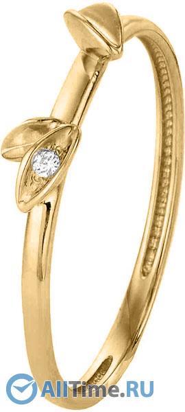 Кольца Liza Geld 1-00069-W-RH