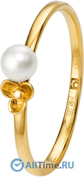 Кольца Liza Geld 1-00079-G-PE-W ювелирные кольца liza geld кольцо