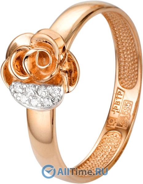 Кольца Liza Geld 1-00102-R-RH ювелирные кольца liza geld кольцо