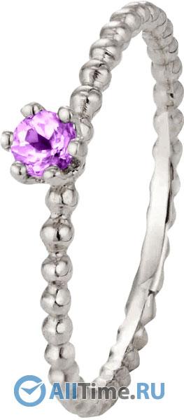 Кольца Liza Geld 1-00113-W-RH-V