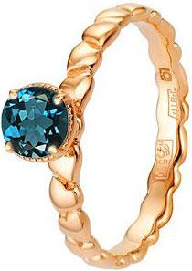 Кольца Liza Geld 1-0081-1-064-0 кольца wisteria gems кольцо с синей друзой