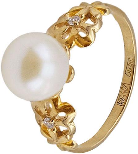 Кольца Liza Geld 118012986-R-PE-W