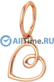 Кулоны, подвески, медальоны Liza Geld 4-00236-R от AllTime
