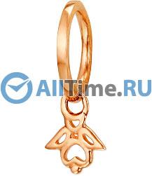 Кулоны, подвески, медальоны Liza Geld 4-00248-R от AllTime