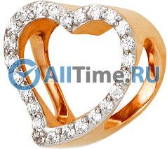 Кулоны, подвески, медальоны Liza Geld 4-00250-R-RH от AllTime