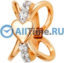 Кулоны, подвески, медальоны Liza Geld 4-00256-R-RH от AllTime
