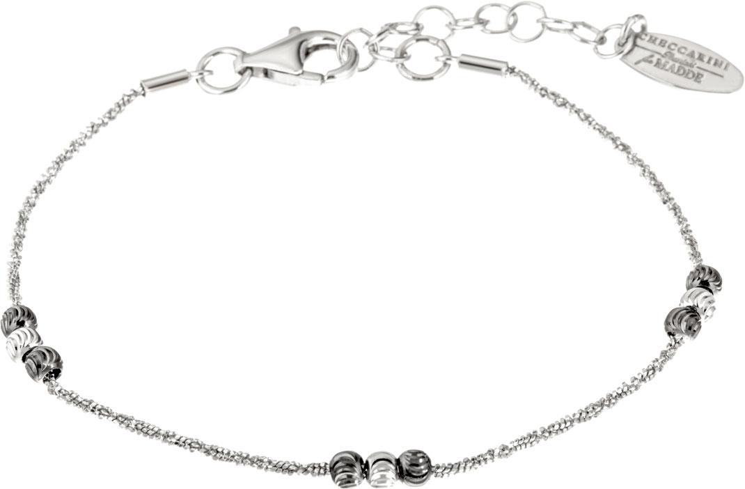 Серебряные браслеты Браслеты Madde ICh001Bwb-0017 фото