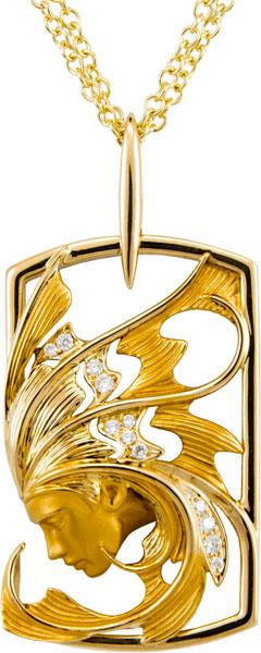 медальон стрелец ювелирные фото