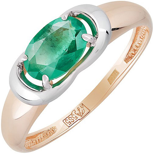 Кольца Магия Золота KL-687K-321-0-15-00 женские кольца магия золота женское серебряное кольцо с куб циркониями mg99893z 18