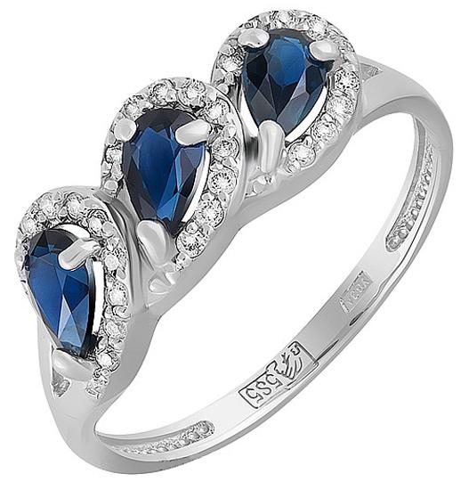 Кольца Магия Золота KL-723B-551-1-07-00 магия золота кольцо kl 666k t