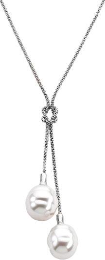 Колье Majorica 12234.01.2.000.010.1 dzhanelli jewellery серебряное колье с подвесками