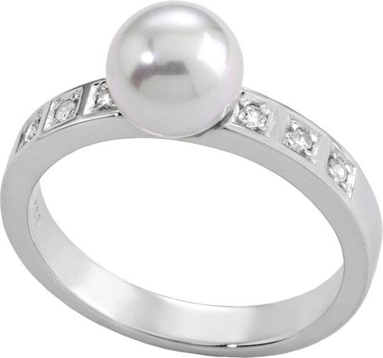 Кольца Majorica 12563.01.2 женские кольца кюп женское серебряное кольцо с куб цирконием alm3207001754 20