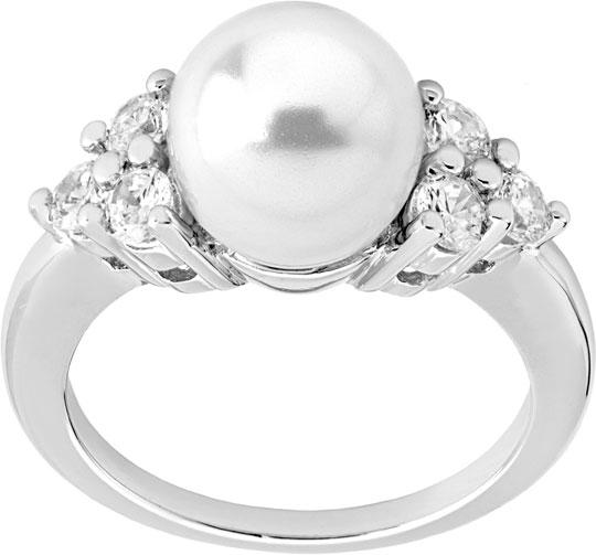 Кольца Majorica 14366.01.2 женские кольца кюп женское серебряное кольцо с куб цирконием alm3207001754 20