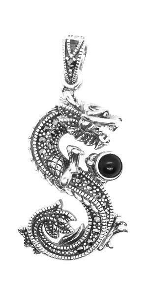 Кулоны, подвески, медальоны Марказит HP1268-oniks-mr браслеты марказит br337 oniks mr