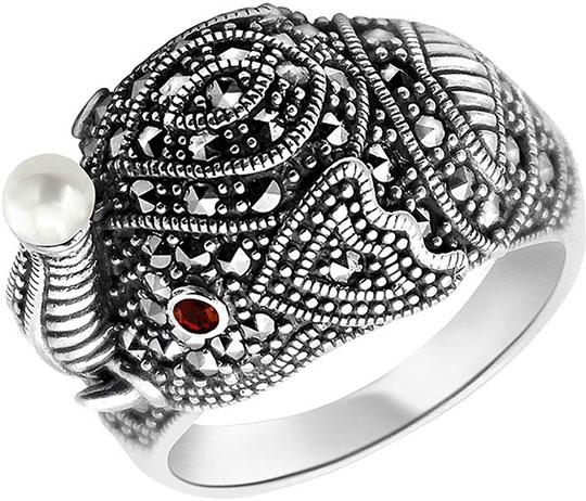 Кольца Марказит HR1040-zhemchug-mr браслеты марказит br561 5l zhemchug mr