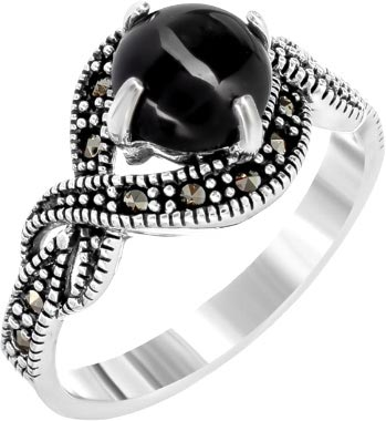 Кольца Марказит HR1616-oniks-mr браслеты марказит br337 oniks mr