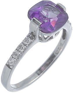 Кольца Марказит J10782-mr кольцо серебро с александритом ассоль скнал 4571