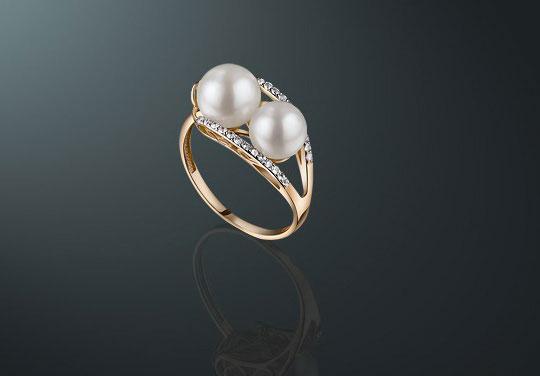 Кольца Maysaku K-1846 кольца колечки кольцо жемчуг леди кп 2508