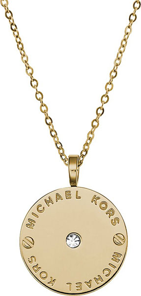 Кулоны, подвески, медальоны Michael Kors MKJ2654710 кулоны подвески медальоны michael kors mkj4678710