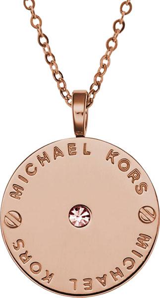 Кулоны, подвески, медальоны Michael Kors MKJ2656791 кулоны подвески медальоны michael kors mkj4678710