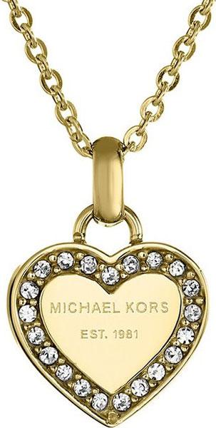 Кулоны, подвески, медальоны Michael Kors MKJ3969710 кулоны подвески медальоны michael kors mkj4678710