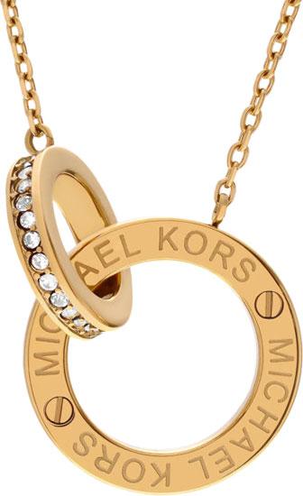 Кулоны, подвески, медальоны Michael Kors MKJ4678710 кулоны подвески медальоны michael kors mkj4678710