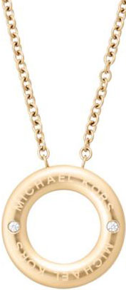 Кулоны, подвески, медальоны Michael Kors MKJ6379710 кулоны подвески медальоны michael kors mkj4678710