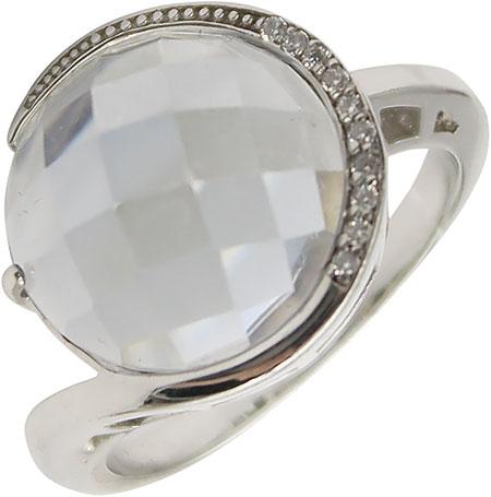 Кольца Митра Ювелир R-1040-BMQ серьги серебро с мистик топазом вавилон ссмтп 1355