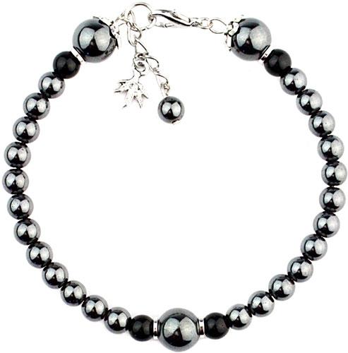 Браслеты Mr.Jones BNS050 u7 boho бисера браслеты для женщин ювелирные изделия 2016 черный камень необычные австрийский хрусталь женщины регулируемая браслет узла